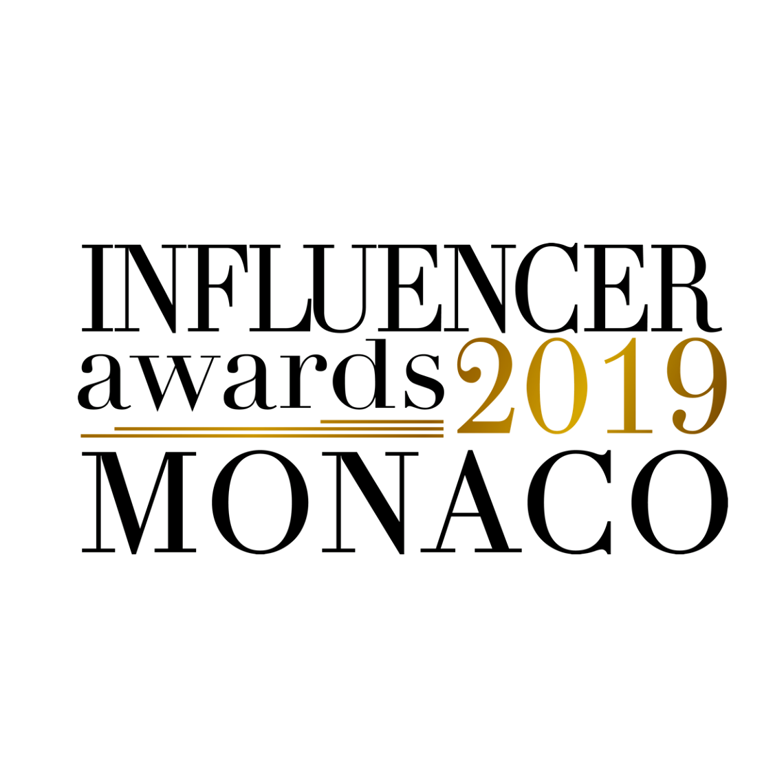 Influencer Awards Monaco