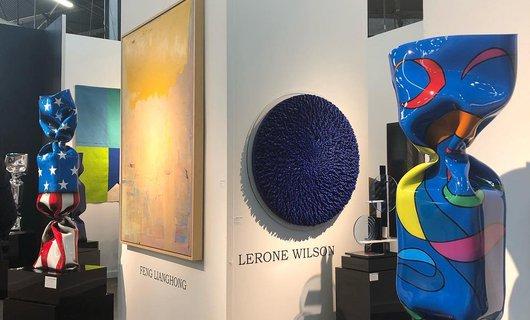 Art New York, Laurence Jenkell