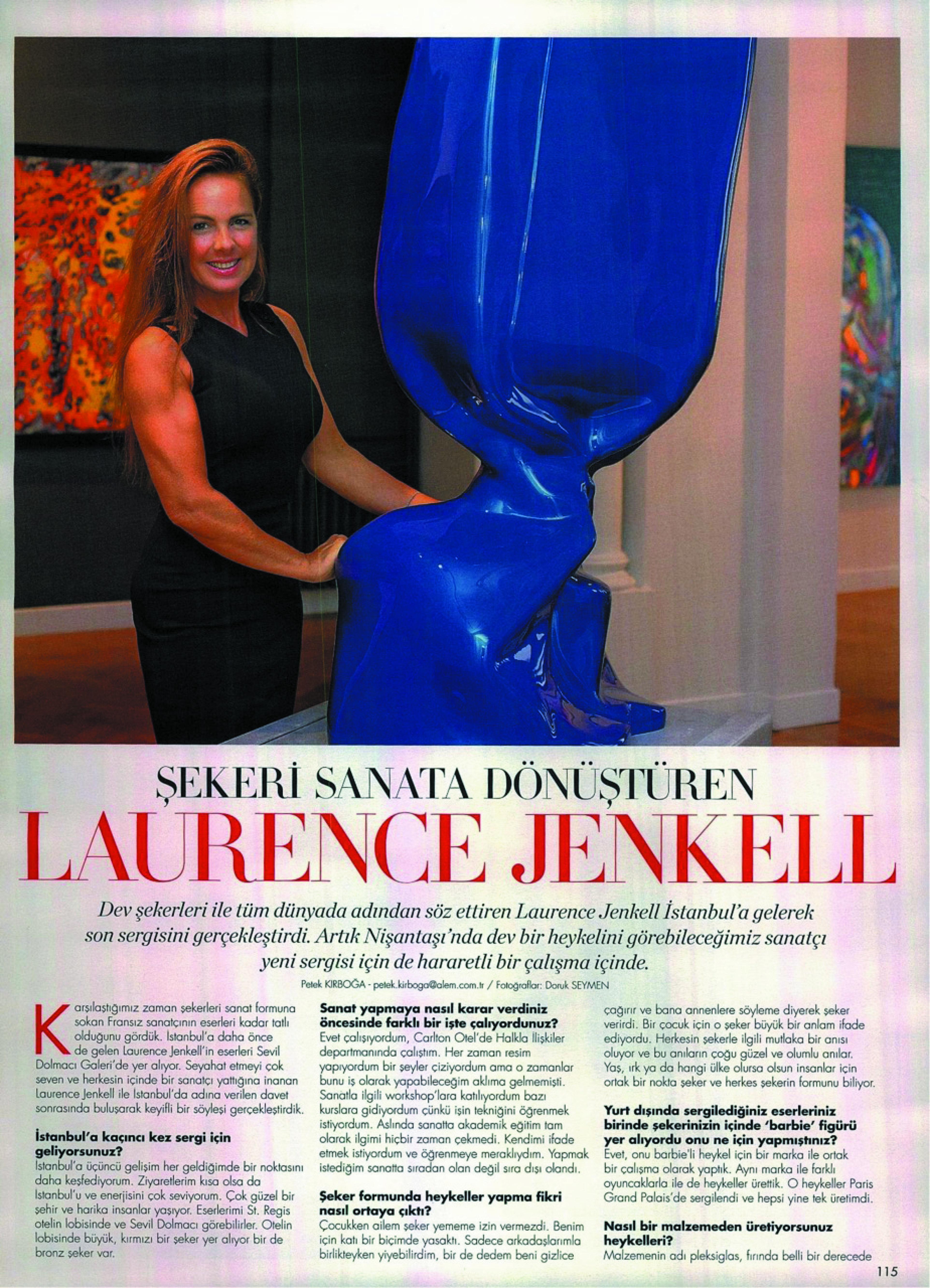 Article Alem dergisi