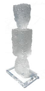 Icy Candy, sculpture, Laurence Jenkell