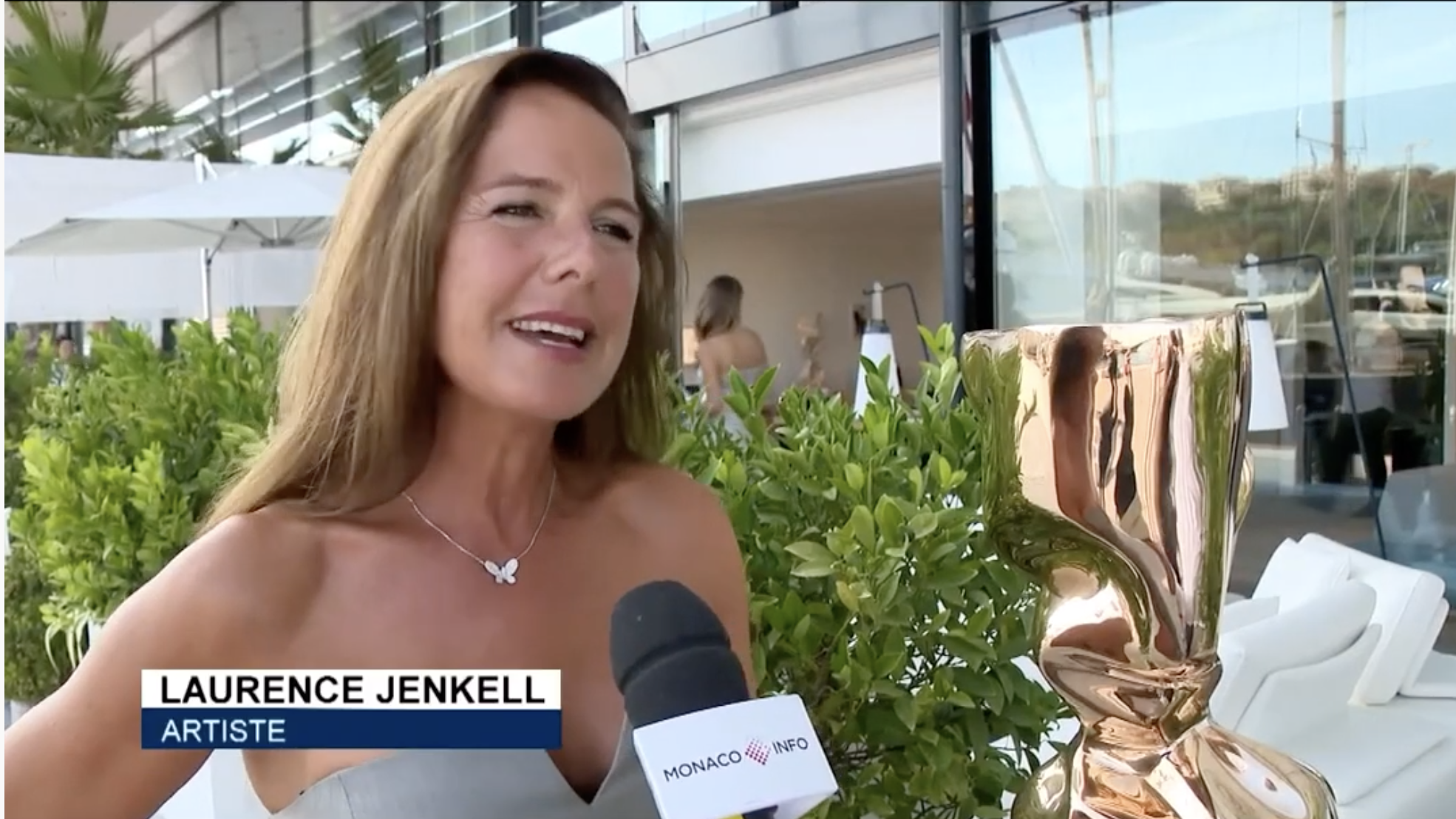 Reportage Monaco Info TV