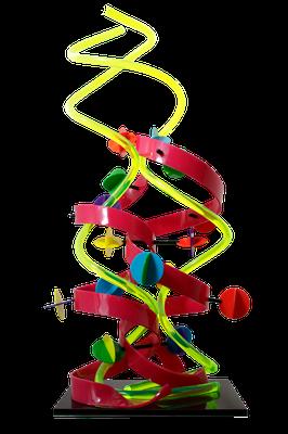Interphase Chromosomique, Laurence Jenkell
