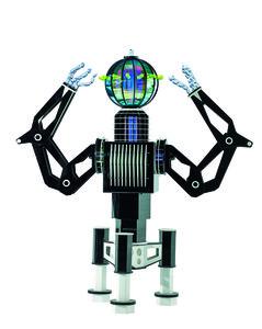 Magic Robot, Jenkell