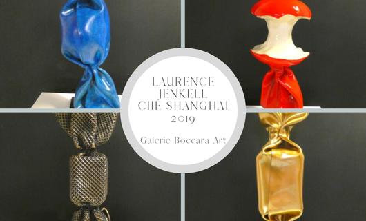 Laurence Jenkell in Shanghai