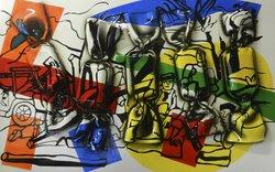 Hommage à Fernand Léger, Jenkell