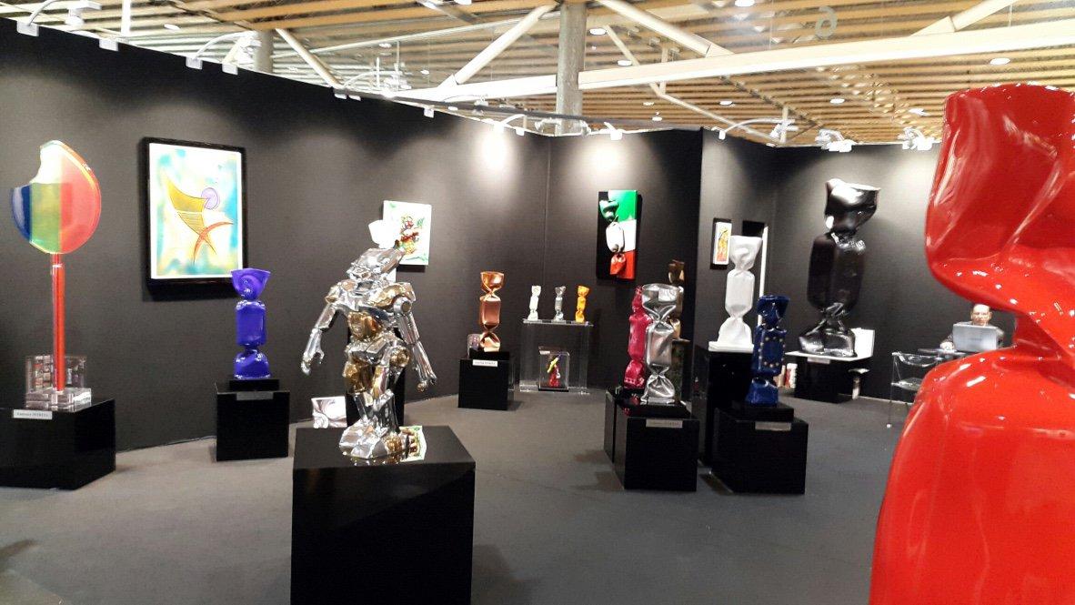 Art Up Lille, Laurence Jenkell
