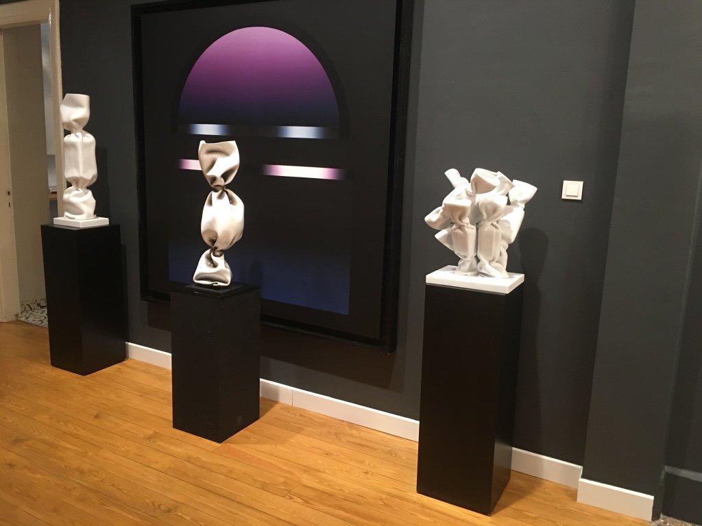 Sevil Dolmaci gallery, Istanbul, Laurence Jenkell