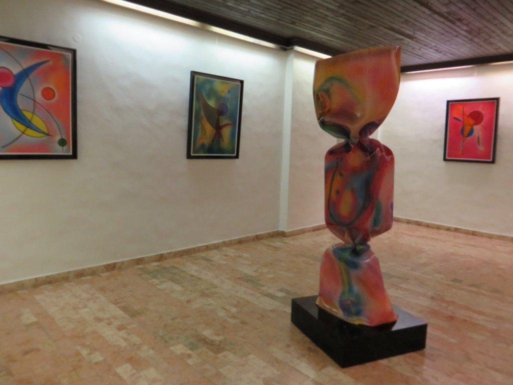 Oeuvres de Laurence Jenkell, Bratislava