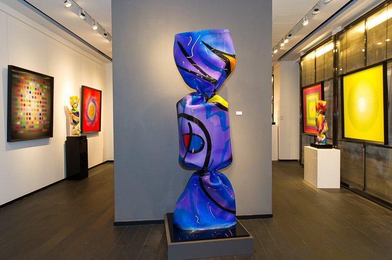 Laurence Jenkell, Opera Gallery, Hong Kong