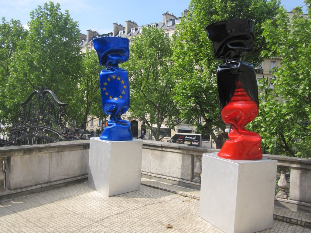 Laurence Jenkell, Paris