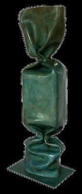 Bronze green patina, 80cm