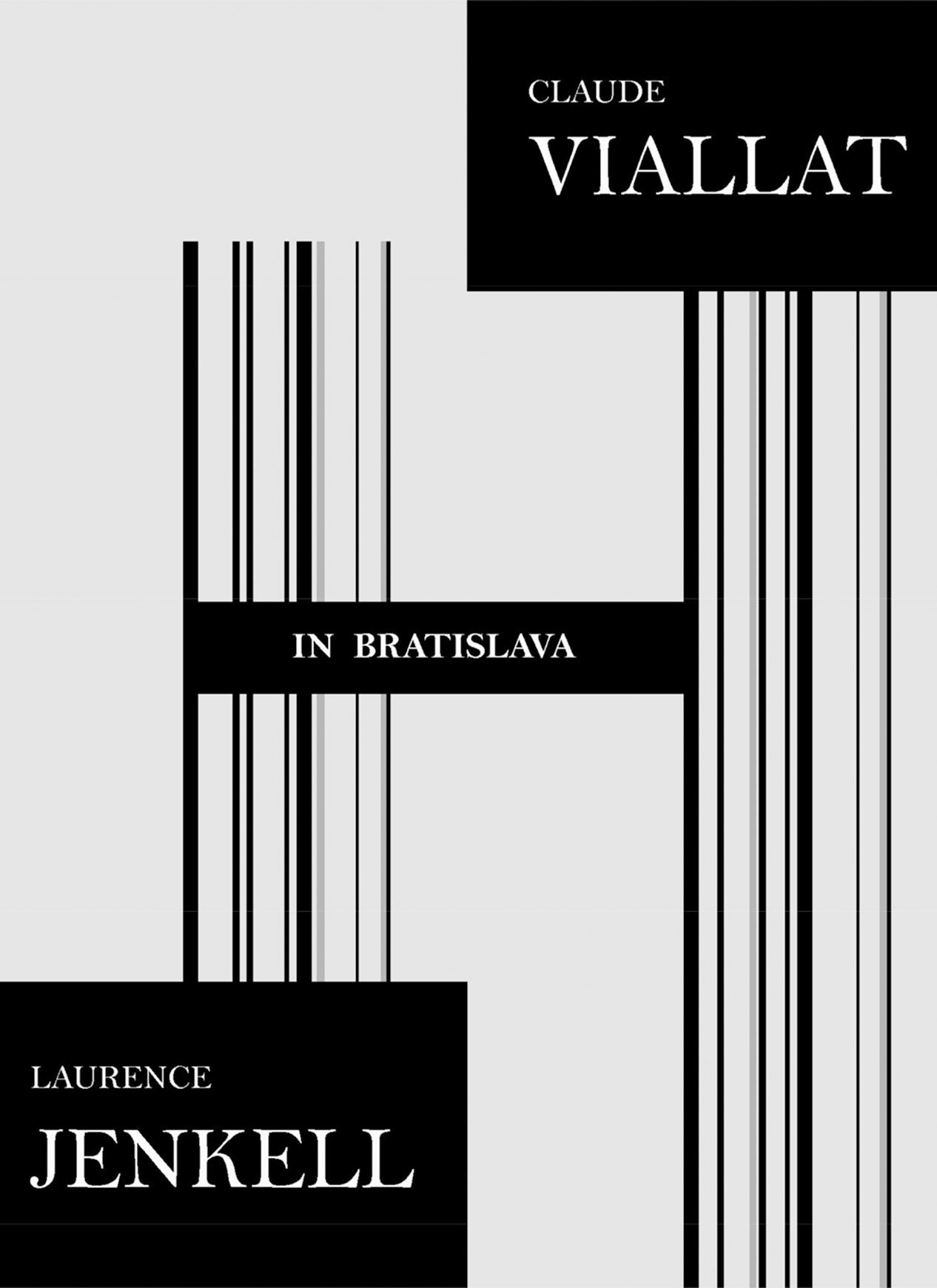 Laurence Jenkell Bratislava