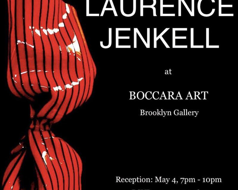 Affiche Art New York Boccara 2019