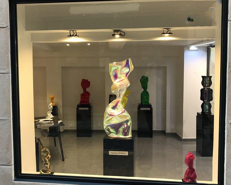Galerie Jenkell, Saint Tropez