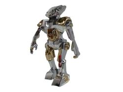 Hazkel Robot, Jenkell
