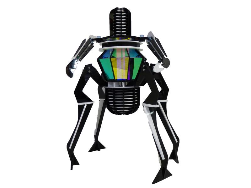 Louise Robot, Jenkell