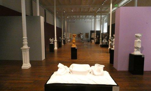 Laurence Jenkell, musée des Beaux-Arts de Chambéry