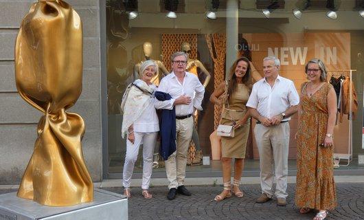 Laurence Jenkell vernissage Chambéry
